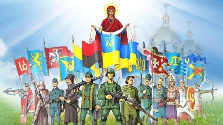 Сьогодні українці святкують відразу 4 свята: Покрову, День Захисника, дні УПА та козацтва