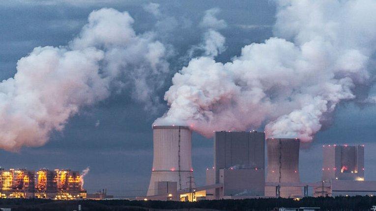 Викиди СО2 в атмосферне повітря знову збільшуються