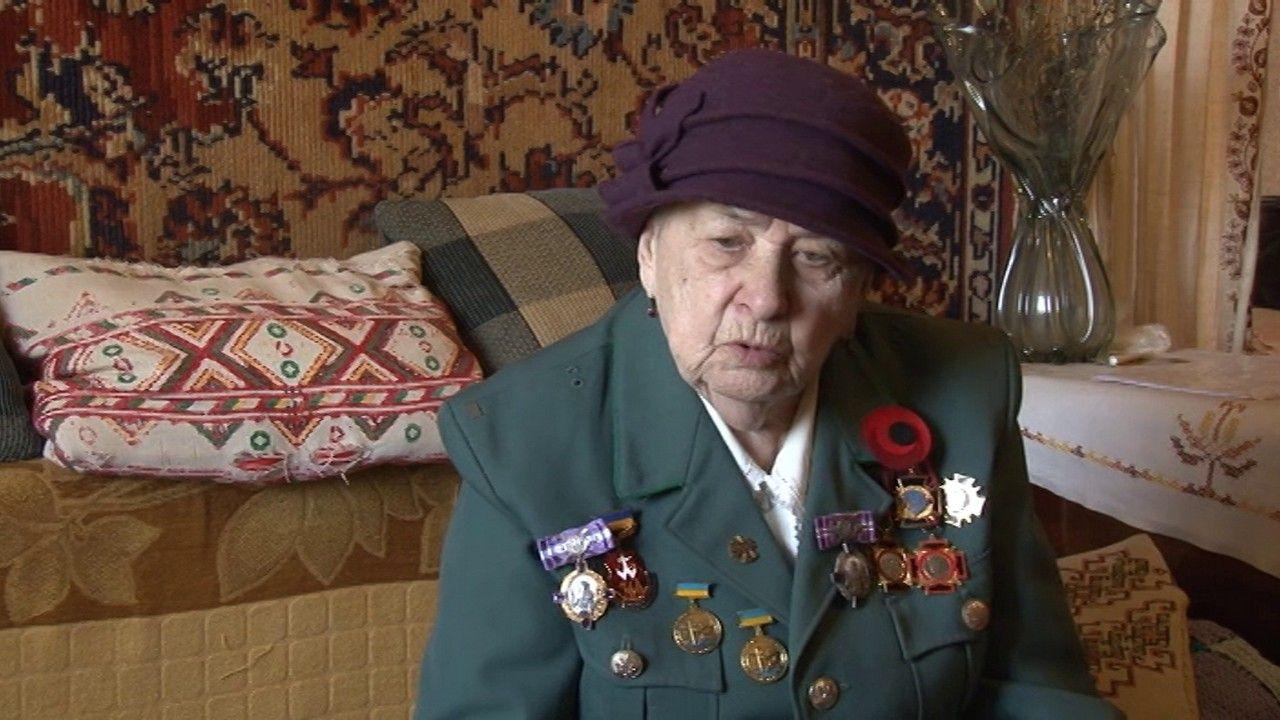 У Черкасах попрощалися зі зв'язковою УПА Вірою Борушевською